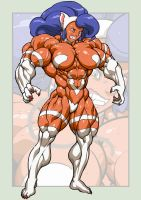 Felicia Muscle Growth by Pokkuti