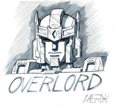 Overlord Sketch by rattrap587