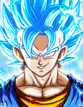 Vegetto Blue by zachjacobs