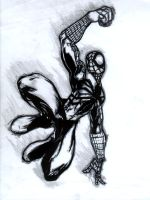 Ben Reily Spidey IN ACTION by bap-man