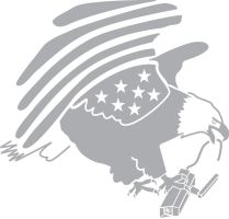 Eagle stencil 2 by JFeathersmith