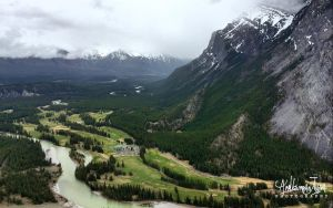 Banff National Park, Canada by Janjua