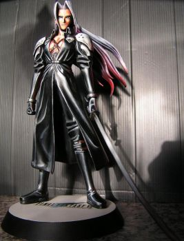 Sephiroth Final Fantasy VII by ImJustMe