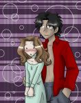 Lily and Ashton by liliy