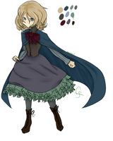 {Contest} Clara by Caring-Soul