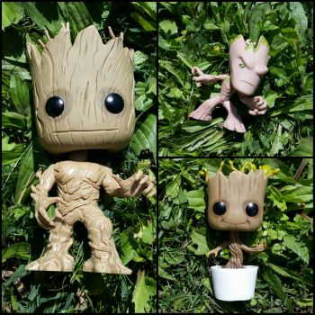 Earth Day 2015 I am Groot! by unseeliefaery
