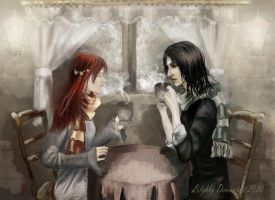 HP: Comfort and Joy SSLE by Veronika-Art