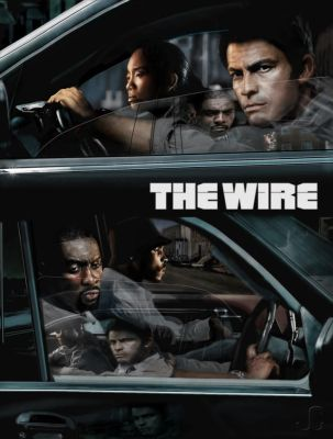 The Wire by JCapela