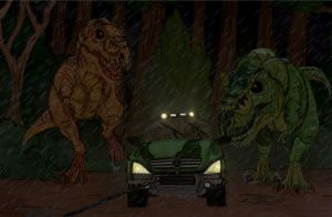 The Lost World : Jurassic Park by pepsilver