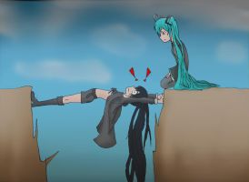 Anime Drawing: HM and BRS by ineedpractice