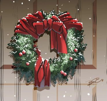 Wreath by BCEman