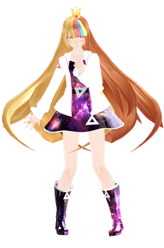 Tda Galaco download -OLD MODEL- by shadoouge