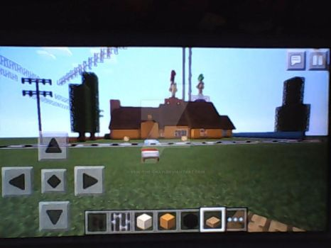 Minecraft PE - Phineas and Ferb by Erik-the-Okapi