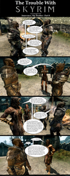 Trouble with Skyrim: Innocence My Brother Part 8 by Sir-Douglas-of-Fir