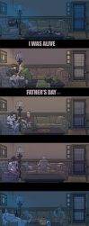 Father's Day by ANDYTAYLOR-GARBAGE