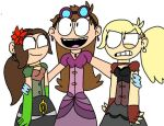 Kenz, Jax, and Aly by TordAnimations