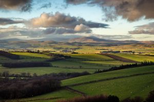 A view over Northumberland by Princess-Amy