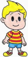 Lucas of Mother 3 by nintendomaximus