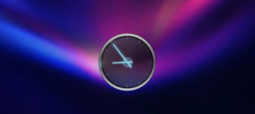 ICS Analog Clock by desss