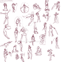 3-23-2017 Gestures by ZokuArts