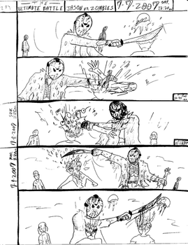 THE ULTIMATE BATTLE pg.294 by DW13-COMICS