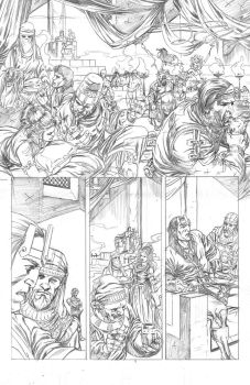 Kull: The Hate Witch Page 04 P by gabrielguzman