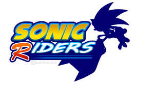 Sonic Riders Logo Remade by NuryRush