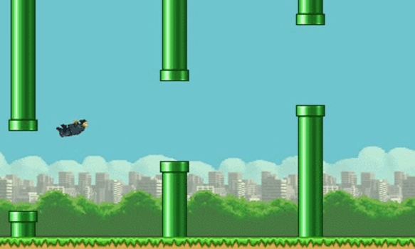 Flappy01 by Moneyhorse