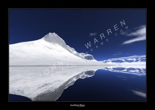 Soothing Blues by johnwarren