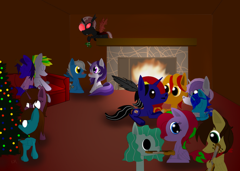 Horseshoe Hearth's Warming by Moralezk
