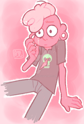pink lars by scotchi