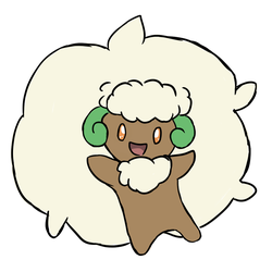 Whimsicott by Olivebirb