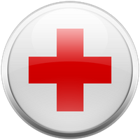 Red Cross Badge by XSV