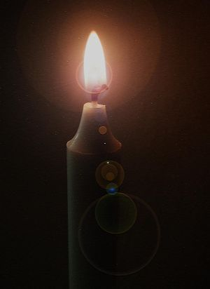 Candle... by AlicesPlace