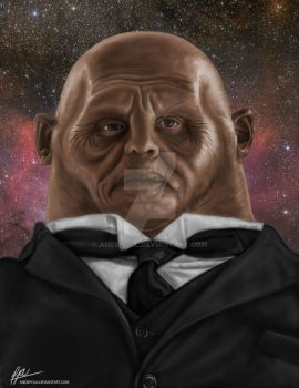 Doctor Who Month #1: Commander Strax by andepoul