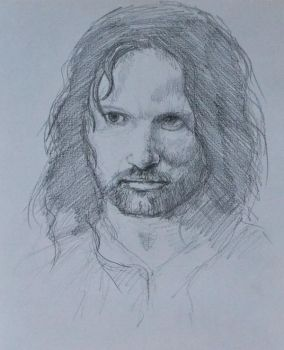 Aragorn by Dontwannabemyself