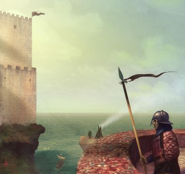 Looking for the Iron Throne, Game of Thrones, 4 by Dumaker