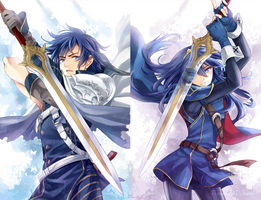Fire Emblem Awakening by Lo-wah