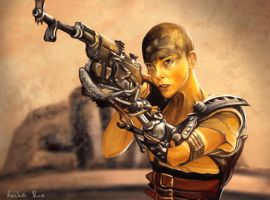 Mad Max: Furiosa by ReihaRin