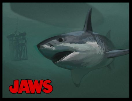 Anti-Shark Cage by Hungry-Porkins