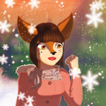 CE: Winter beauty by QueenCandyPink