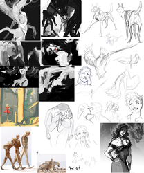 Sketchdump.13 by Remarin
