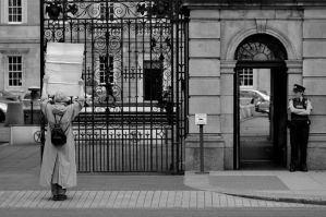 Postcard from Dublin 2 by JACAC