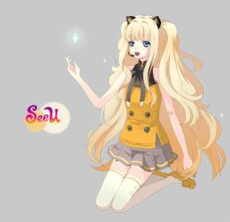 Vocaloid: SeeU by KawaiiPandah