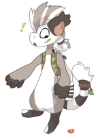 Lemur by Ask-Pink-Heart