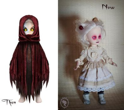 My new doll by AlyziaZherno