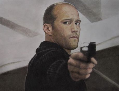 Jason Statham by ekota21