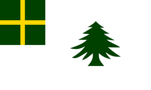 Idea for a New Flag of Vermont (no. 3) by Marmocet