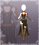 [Close] Adoptable Outfit Auction 111 by Kolmoys