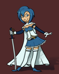 For heaven's Sayaka by NotNights